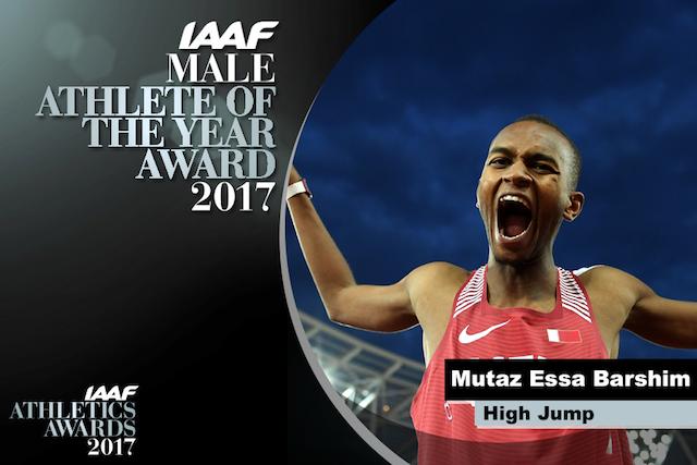 IAAF назвала лучшей легкоатлеткой 2017 года бельгийку Нафиссату Тиам