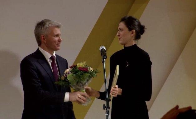 Устюгов иЛасицкене признаны лучшими спортсменами года