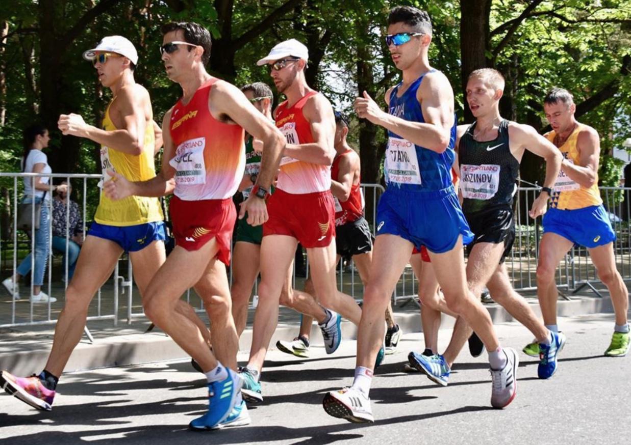 Мизинов — серебряный призер Кубка Европы 2019