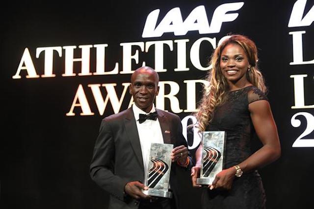 ИААФ назвала лучших легкоатлетов