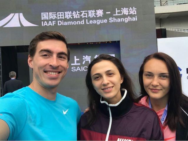 Отличные результаты россиян в Шанхае