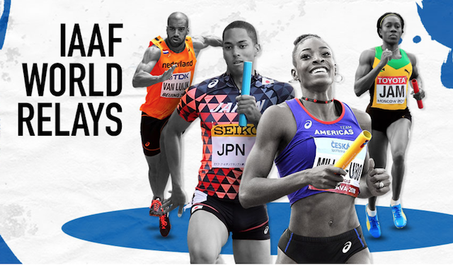 «IAAF WORLD RELAYS»