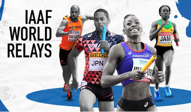 «IAAF WORLD RELAYS»