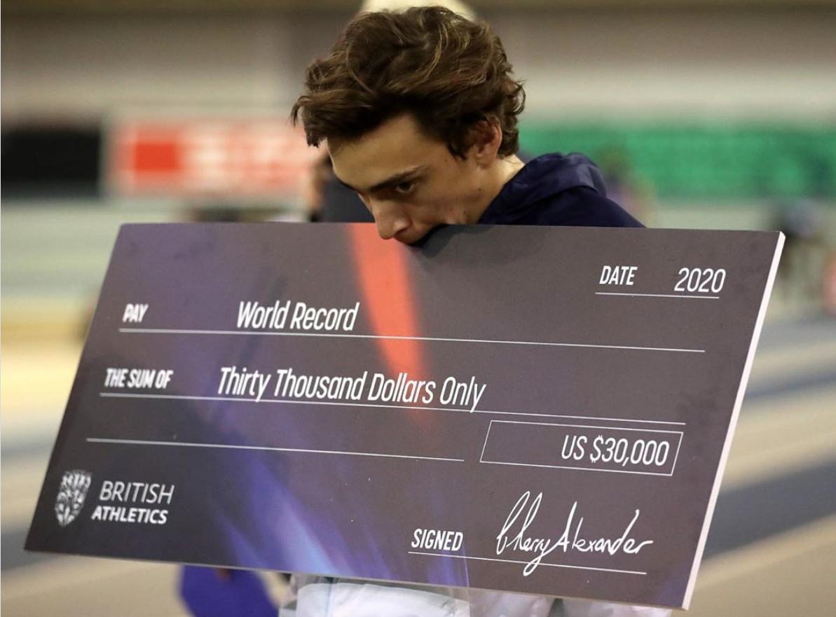 Мировые рекорды и другие высокие результаты выходных