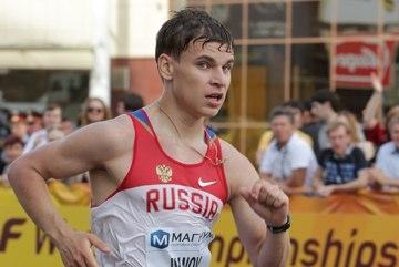 Александр Иванов – выиграл чемпионат России!