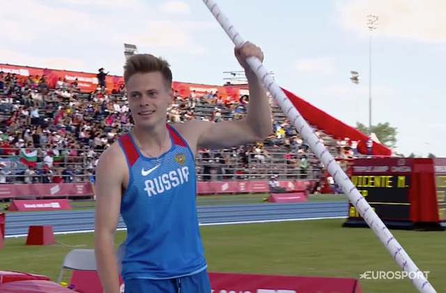Качанов и Привалова претендуют на медали!
