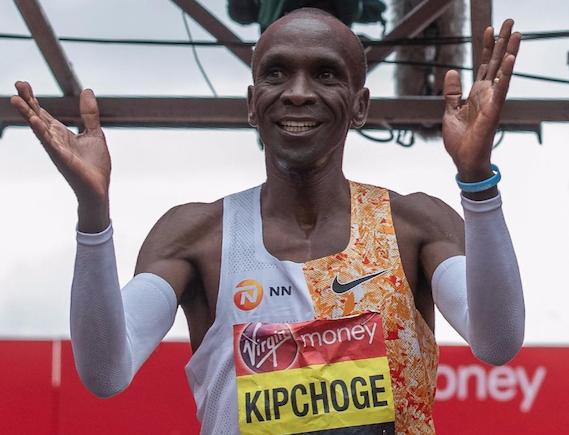 Итоги Лондонского марафона-2019