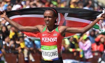 Олимпийская чемпионка дисквалифицирована