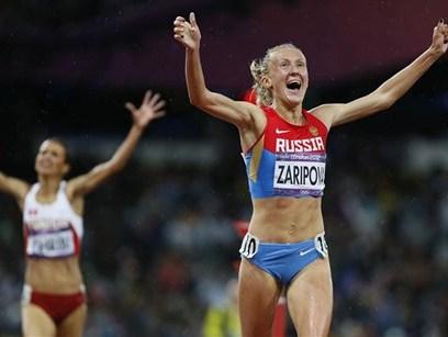 Победный финиш Зариповой