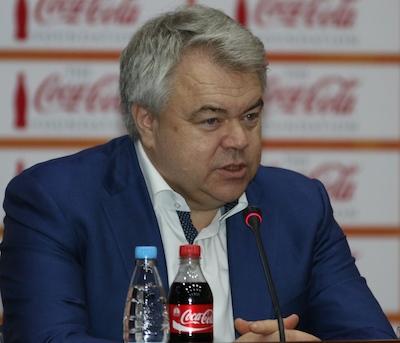 Михаил Бутов: «Мы очень проблемные»