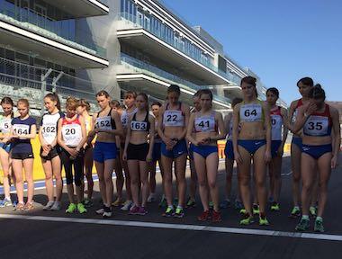 Чемпионат России по ходьбе