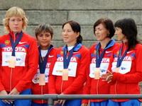 Наши - третьи в Кубке мира по марафону