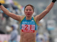 Две россиянки в десятке лучших на Пражском полумарафоне