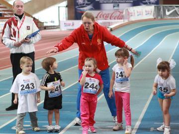 лёгкая атлетика картинки для детей