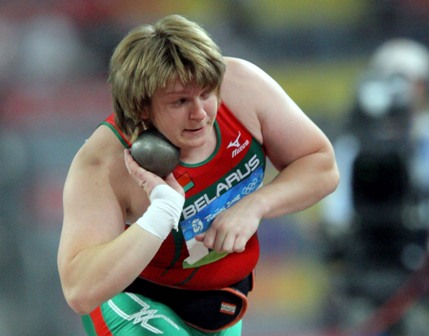 Надежда Остапчук будет лишена олимпийского золота