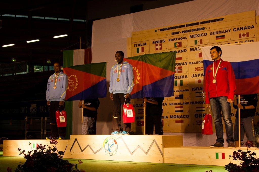 Результаты чемпионата мира по горному бегу в Понте-ди-Леньо